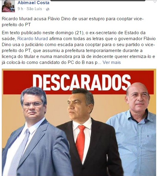 Erro governista