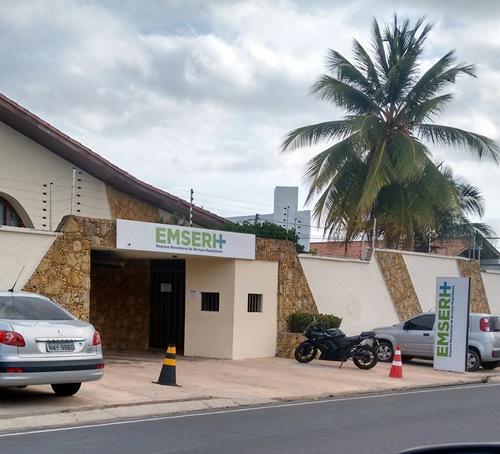 Empresa funciona numa mansão no Calhau, segundo consta, foi usada na campanha de governador como comitê do PCdoB