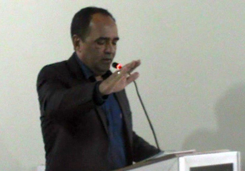 Presidente da Câmara Rivaldo Santos (PRB) empossado prefeito