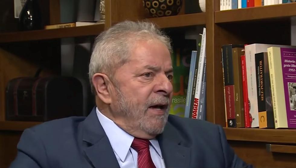Lula RT espanhol