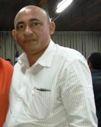 Vereador Ivan Ferreira, presidente da Câmara Municipal de Alcantara